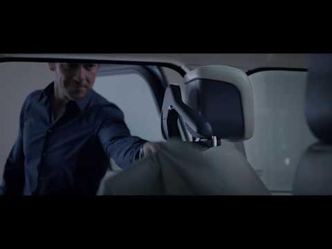 Landrover  Range Rover Кроссовер класса J - рекламное видео 3