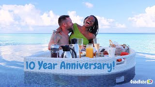 OUR 10 YEAR ANNIVERSARY!! ❤️