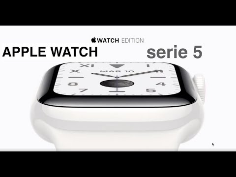 Apple Watch Série 5 - Unboxing et mise au poignet
