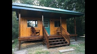 Building an Off-the-Grid Solar Cabin