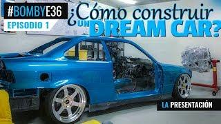Bomby, un BMW E36 diferente, potenciado y mimado | #BombyE36 ep.1