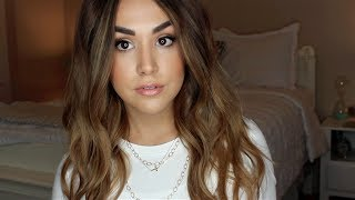 Perfect Beachy Waves Tutorial | Alexandrea Garza