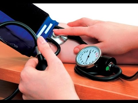 Presión arterial alta superior inferior normales