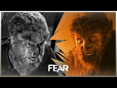 The Wolfman Transformations (1941-2010) | Side By Side | Fear