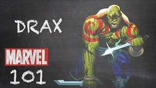 The Destroyer - Drax