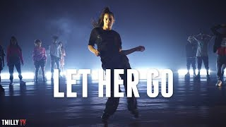 6lack   Let Her Go   Choreography By Natalie Bebko   #TMillyTV