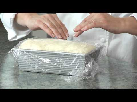 Bread 101 - basic white bread: shaping and baking the loaf