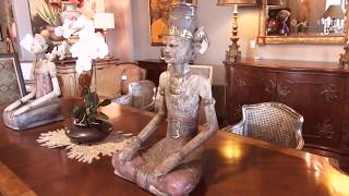 Balinese Statues