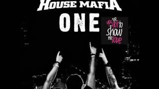 Swedish House Mafia and Robin S- One and Show me love (Tafas Remix)