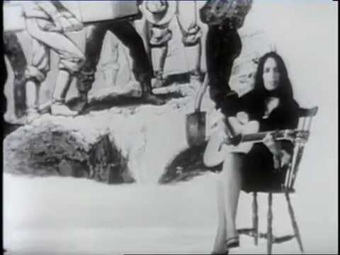 Joan Baez - The unquiet grave (France, 1966)