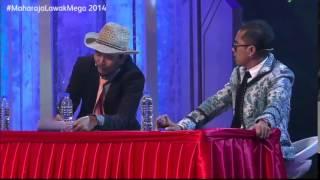 Maharaja Lawak Mega 2014   Minggu 1 (Shake)