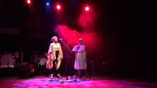 "Ane Brun & Russian Red - ""Alfonsina y el mar"""