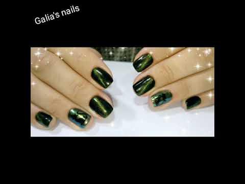 Маникюр гель лаками с AliExpress. Nail Art  #маникюр #дизайнногтей #naildesign #nailart #gelpolish
