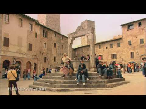 San Gimignano, Italy: Towering Hill Town