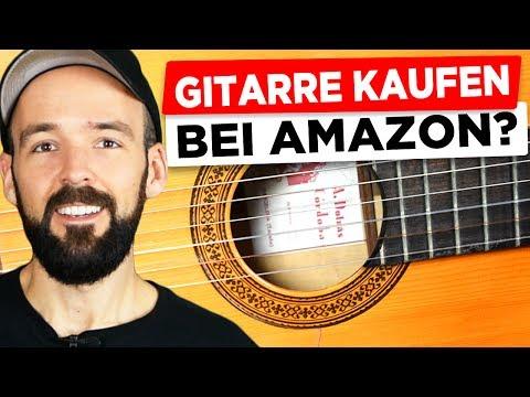 Warum du dir keine Gitarre bei Amazon kaufen solltest