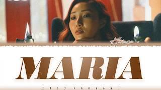 HwaSa - 'María' (마리아) Lyrics [Color Coded_Han_Rom_Eng]