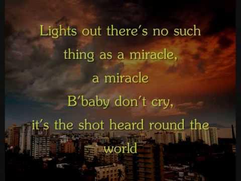 Música The Shot Heard 'Round the World