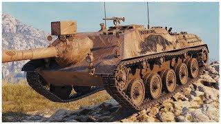 Kanonenjagdpanzer 105 • BLACK PANTHER • WoT Gameplay