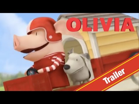 Olivia the Pig | Olivia Trailer | Kids Trailers