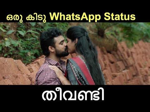 Theevandi Song WhatsApp status