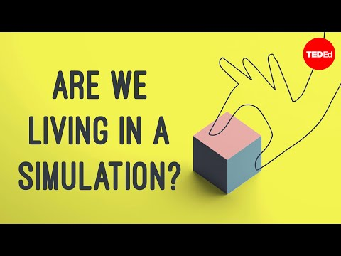 How do We Know if We're Real or in Living a Computer Simulation?