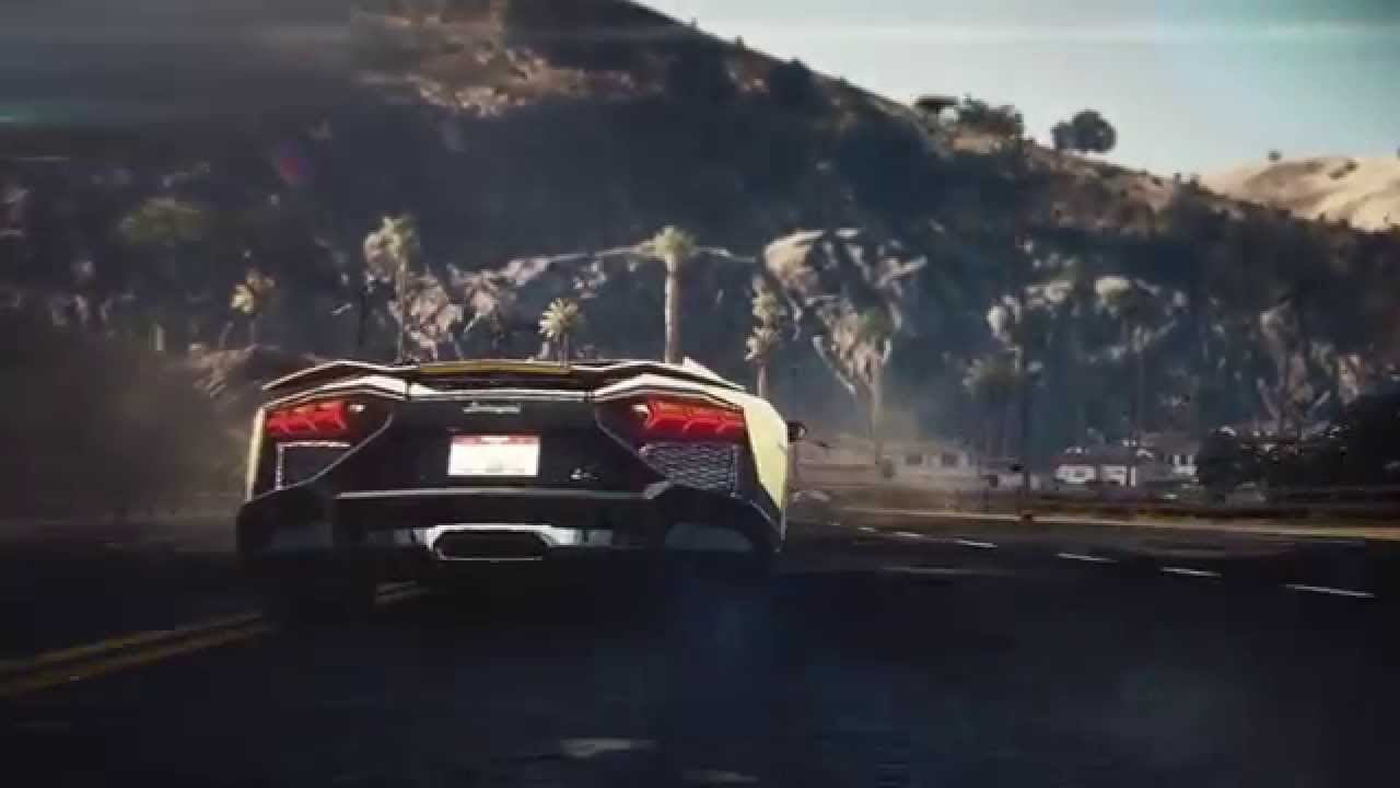 Need For Speed: Edge lộ diện tại G-Star 2015