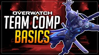 Team Composition Basics! (Overwatch)