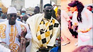 Les premières images  Mariage de Soumboulou Bathielly l'arrivée de père zora