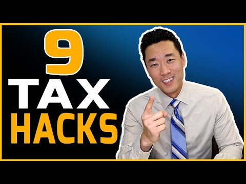 , title : '9 Tax Hacks for Your Tax Return that ANYONE can use