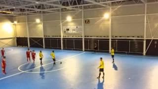 preview picture of video 'FS Siete Aguas A 4-3 Fuensanta Valencia FS'