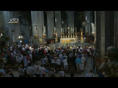 Messe du 25 août 2019