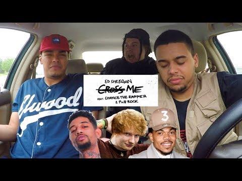 Ed Sheeran - Cross Me (feat. Chance the Rapper & PnB Rock) REACTION REVIEW