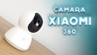 La cámara IP Xiaomi Mijia Smart 720P by Gearbest com - Самые