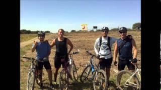 preview picture of video 'MTB de Santa Rosa (LP) al Parque Luro'