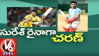 Ram Charan Teja to play Suresh Raina role in Sushant Singh Rajput's Dhoni biopic