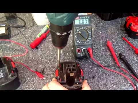 Zap & Revive a bosch 14.4v battery by kaiboy