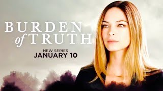 Burden of Truth (CBC) Trailer HD -  Kristin Kreuk New Drama Series 2018
