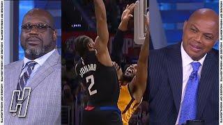 នៅខាងក្នុងអិនអេអេហ្វប្រតិកម្មទៅនឹងចូហ្សបទល់នឹងឃេឃឺរីហ្គេម ៤ គំនួសពណ៌តង់ទីមួយ ឆ្នាំ ២០២១ ការប្រកួតបាល់បោះ NBA