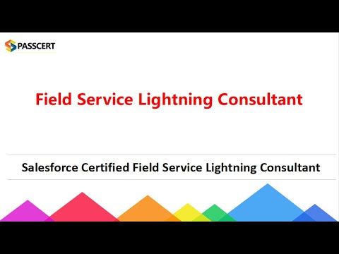 Field Service Lightning Consultant Exam Dumps - YouTube