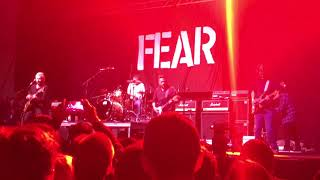 FEAR - Foreign Policy / Fresh Flesh Live at Musink 2018 (Reunion)