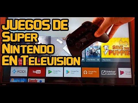 Como instalar Juegos Nintendo y Super Nintendo en Android TV, Amazon Fire, Nexus Player  SIEPONLINE 