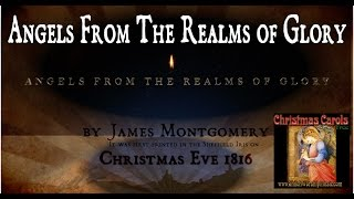 Angels from the Realms of Glory-Classic Christmas Carol with Lyrics