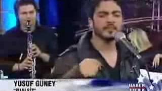 Yusuf Guney Sualsiz Canlı Performans