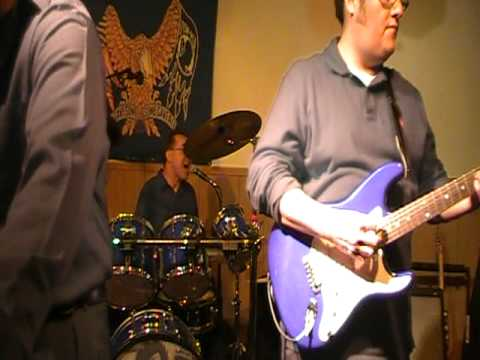 Ed Armijo Jon Maez Band American Legion April 2011