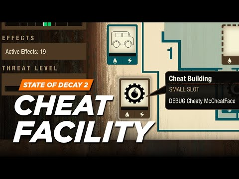Download How To Use Cheats State Of Decay 2 Video 3GP Mp4 FLV HD Mp3