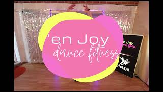 FitSteps FAB gentle mobility warm up with 'en Joy dance fitness Hampshire & online