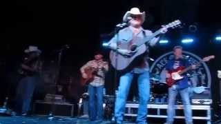Mark Chesnutt & New South Band    7 10 2015  What A Way To Live..
