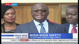Boda boda operators to adhere to all traffic regulations in 2019