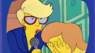 Sus lágrimas nos dicen mucho más que ningún hecho real | Los Simpson
