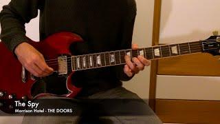 The Spy - Guitar Tutorial